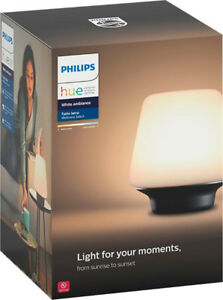 Philips Hue Wellness Table Lamp : Brand new - FREE DELIVERY