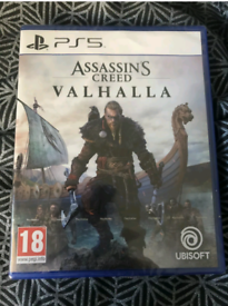 PS5 ASSASSINS CREED VALHALLA GAME