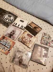 Linkin Park Album Collection plus extra Eminem