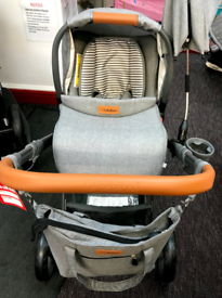 Bebeboo travel system