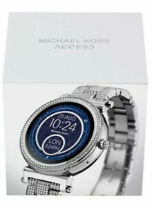 Micheal Kors Montre Interactive Femme SOFIE Apple Android DEAL !