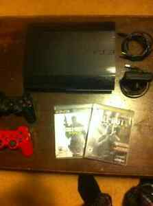 Ps3 with everything