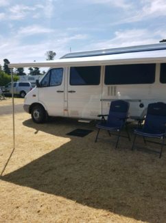 2002 Mercedes Benz Motor Home Greenvale Hume Area Preview