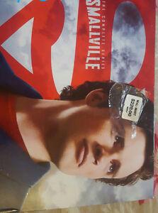 édition spéciale série complète Smallville ( anglais seulement )