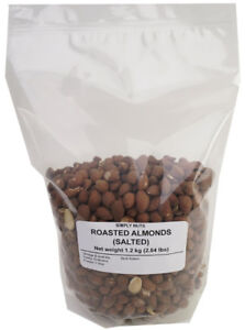 HUGE DISCOUNT - BULK PRICING NUTS! (Roasted Almonds, Walnuts)