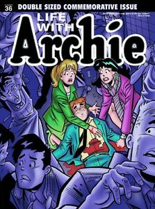 Comic new, death of Archie Cornwall Ontario image 1