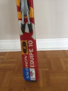 Ski Salomon Equipe 10 L176