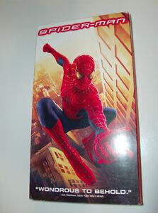 Spider Man VHS  Excellent Condition
