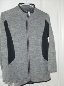 3 Ladies Jackets - Golf Adidas + 2 NEW Outerboundary & Elevate