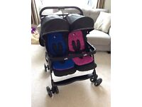 Joie Aire double pushchair