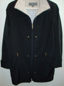 2 NEW Ladies Coats or Jackets  - Liz Claiborne + Outerboundary