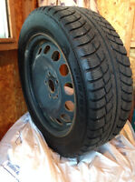 Pneus d'hiver Gislaved Nord Frost 5 - 205/55/R16