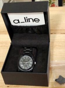 a_line Men's AL-80016-BB-11 Pyar Watch