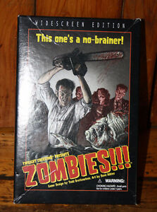 Zombie Widescreen Edition board game Kingston Kingston Area image 1