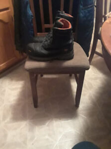 work boots $100 barely used