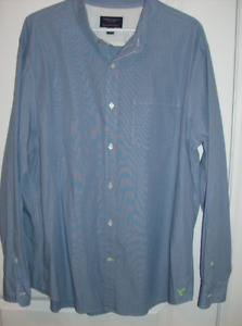 Great Buy !!  XXL - 2 Mens Shirts - LaCoste & American Eagle