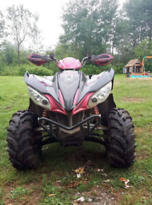 Looking to trade, Atv and snowmobile