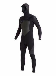 2016 Brand New Quiksilver 5/4/3 Hooded Wetsuit *More Pics Added