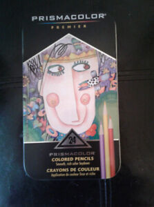 Primsacolor Premier Color Pencils