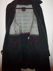 NEW Men's Coat - All Season with Zip out lining - Size 40