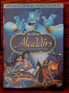 NEUVES Films DVD's Disney (2 disques) pour Enfants .