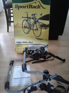 New Bike Rack for Car (USED ONCE)