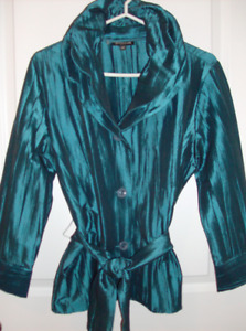 2 NEW Ladies Wear - J. Michaels Blouse & Calvin Klein Bolaro