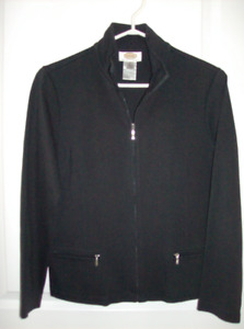 2 NEW Women Jackets - Size Med - Talbots & Diadora