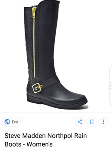 Authentic Steve Madden boots