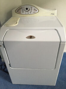 Free washer and oven