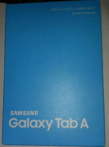 "Samsung Galaxy Tab A 8"" Smoky Titanium, Model #: SM-T350NZAAXAC"