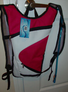 6 Items for Cyclists - New Camelpak, 2 Jerseys, 2 water bottles