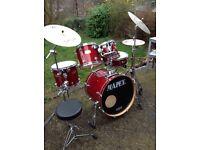 Mapex Pro M Drum Kit.
