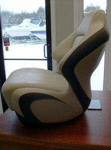 Chaparral Captain seat brand new