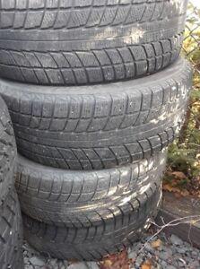 205/55/16 Snow Lion tires