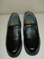Men's Dakota Steel Toe Work Shoes Size 10 - CSA Approved