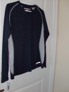 NEW Golf Shirt + Athletic Shirt with Tags - Womens Medium