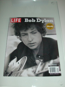 Bob Dylan - Life Magazine - Excellent condition like new