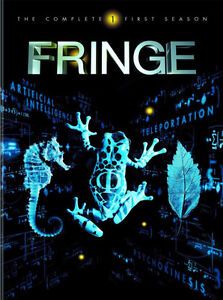 Fringe-Season 1-New and sealed 7 disc dvd set