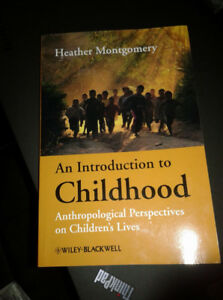 Introduction to Childhood by Heather Montgomery