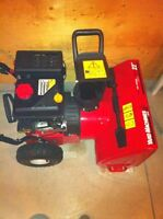 """Yard Machines 22"""" 179cc Two-Stage Snow Blower"""