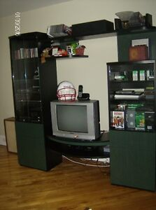 Entertainment Wall Unit for Sale