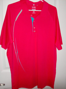 3 XL - Men's Golf Shirt, Nike Hockey Jersey & Banana Republic