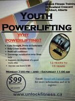 Youth Powerlifting