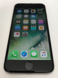 Rogers 64GB iPhone 6 space grey