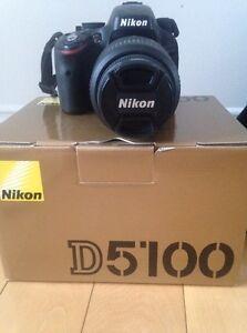 Ensemble complet Nikon D5100