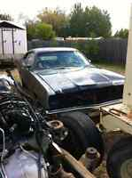 1973 340 4 speed Duster
