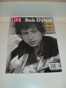 New Life Magazine Book - Bob Dylan   Time Inc. Special