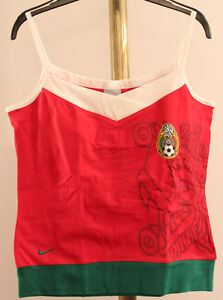 NWT Nike Mexico Soccer Jersey Tank for Women, M