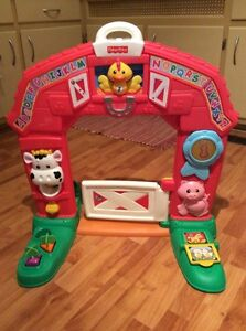 Fisher Price Laugh & Learn Learning Farm Toy